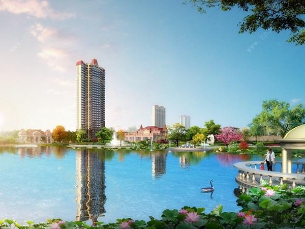 贵港恒大城园林