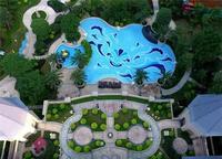 柳州恒大城实景图|园林实景