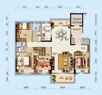 洋房  147平米
