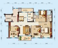 洋房  118平米