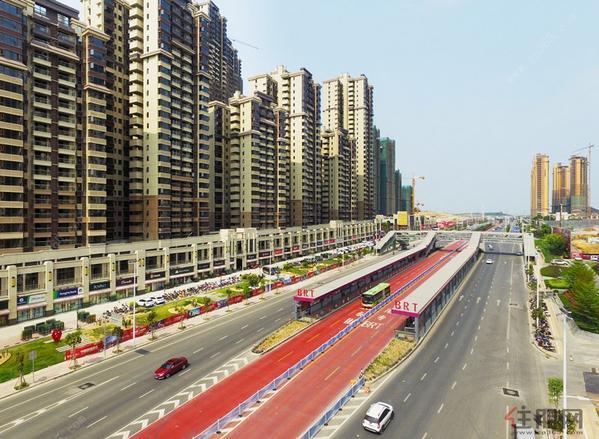 BRT长虹路