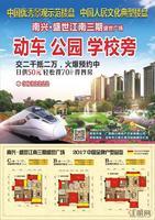 南兴・盛世广场广告欣赏|广告图片