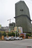 天健领航大厦实景图|施工进度图(2017.03)