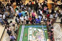 中国铁建・西派澜岸活动图片|营销中心开放现场