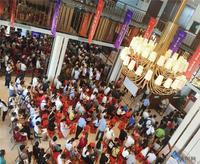 宝能城市广场活动图片|8月12日开盘现场