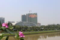 华商国际・美国城实景图|美国城2#3#楼全面封顶