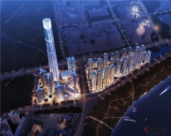 12月22日五象新区看房团:天誉城—五象世茂中心