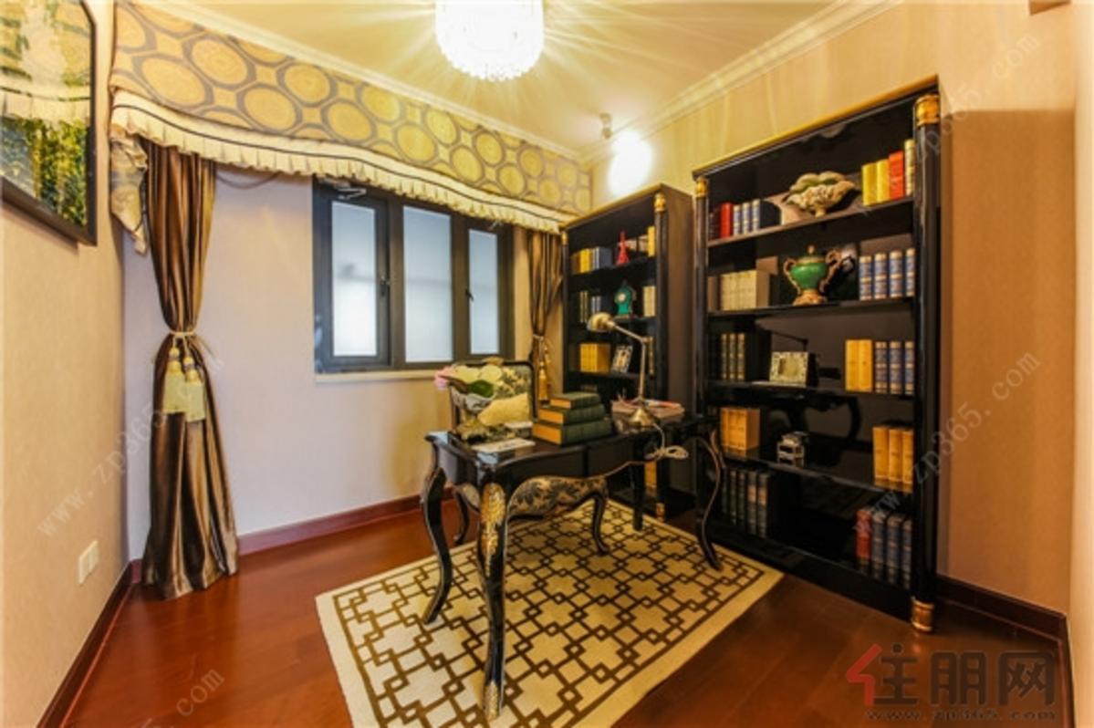 样板间书房