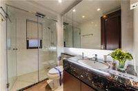 柳州恒大华府样板间图|样板间卫浴室