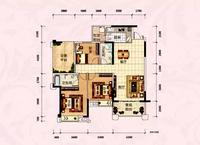 三房两厅两卫
