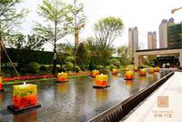 中海九玺实景图|园林实景