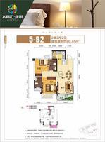 5-B2  2房2厅2卫
