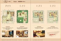 佳源城市花园户型图10-22-057室2厅4卫480.00�O