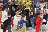 广汇圣湖城活动图片|2018.11.03万圣精灵秀活动