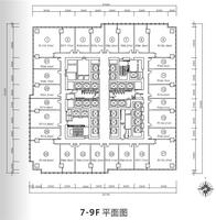 7-9F平面圖