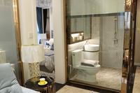 万丰・51区-富宁大厦样板间图|70�O样板间洗浴间
