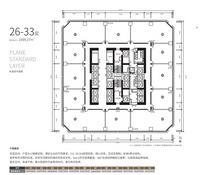 写字楼26-33层