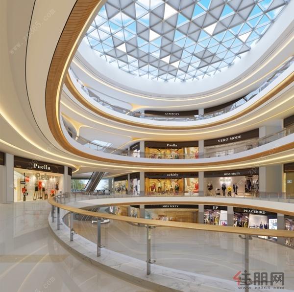 购物中心内景1