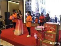玉林彰泰城活动图片|销售中心开放
