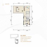 合景・香悦四季别墅180�O顶层5室3厅3卫180.00�O
