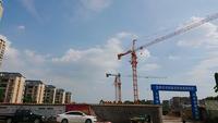 荷城嘉园实景图|6.13 工程进度实景图