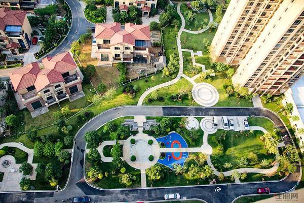 柳江碧桂园·公园上城 实景图
