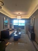 建发・玺院样板间图 3+1房2厅2卫119-122�O客厅