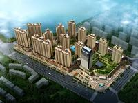 广汇东湖城效果图|东湖城俯瞰图