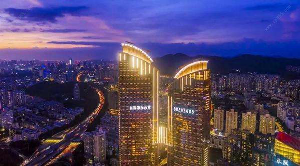 东海国际公寓 实景图