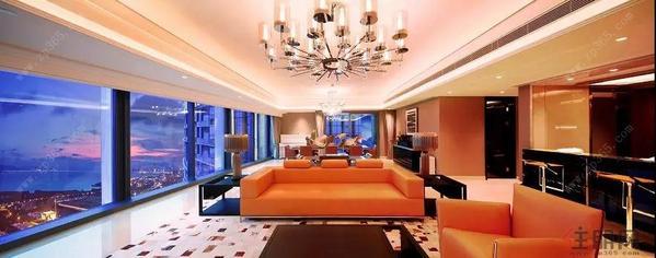 东海国际公寓 样板房