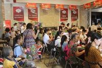 广汇圣湖城活动图片|2018.9.8 广汇・圣湖城教师节插花节活动