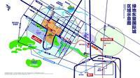 绿地东盟国际城效果图|区域图