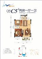 3#户型图 C5