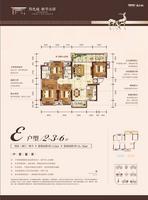 2-3-6#E户型