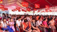 广汇东湖城活动图片 2018.6.23 广汇东湖城6#楼开盘