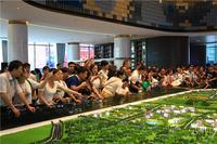 绿地东盟国际城活动图片|2018年6月23日营销中心开放