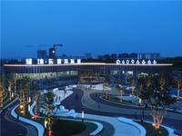 绿地东盟国际城实景图|营销中心2