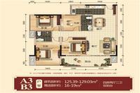 万锦名门四房两厅两卫双阳台4室2厅2卫0.00�O