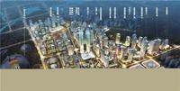 云星・时代广场效果图|鸟瞰图