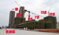 永利・幸福广场实景图|二期3月工程进度