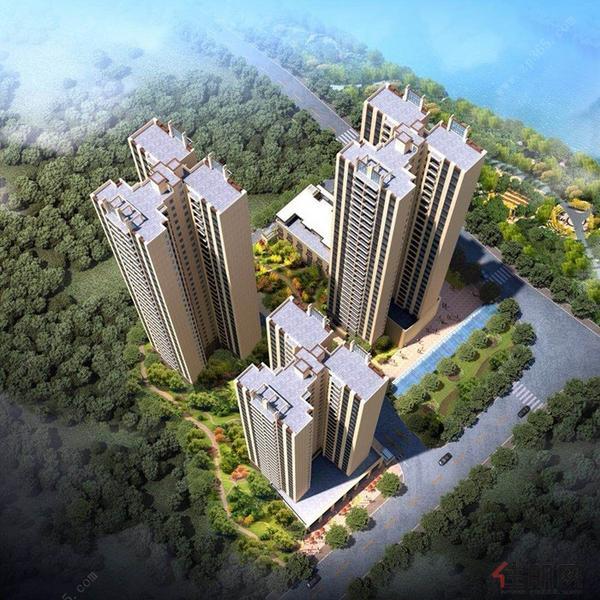 防城港·碧桂园滨江府 效果图