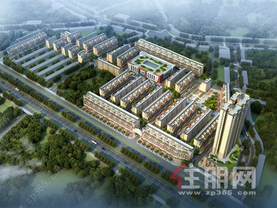 晋浩·新桥新城