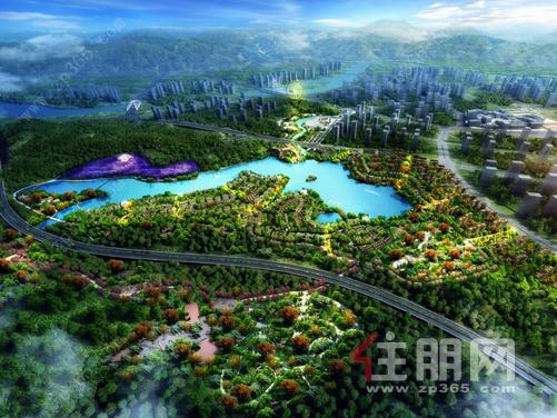 鼎盛和泰养生文化园