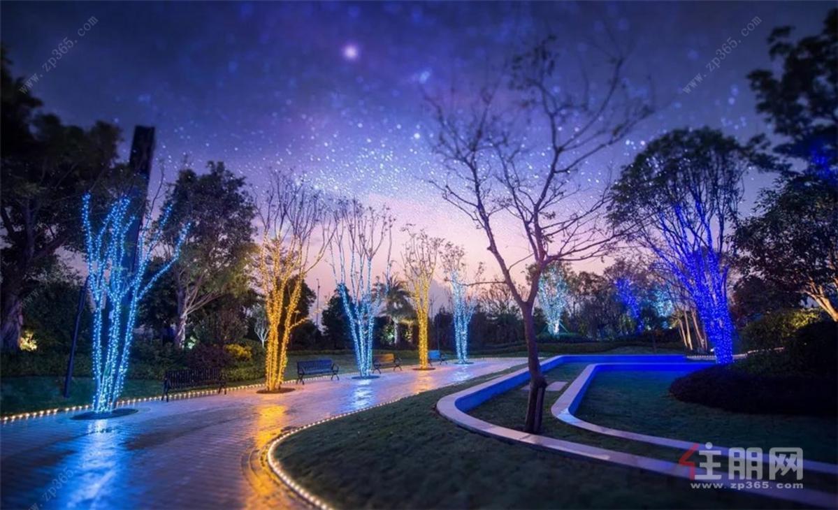 碧桂园·未来城实景图