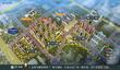 龙光玖誉城总体鸟瞰落位图