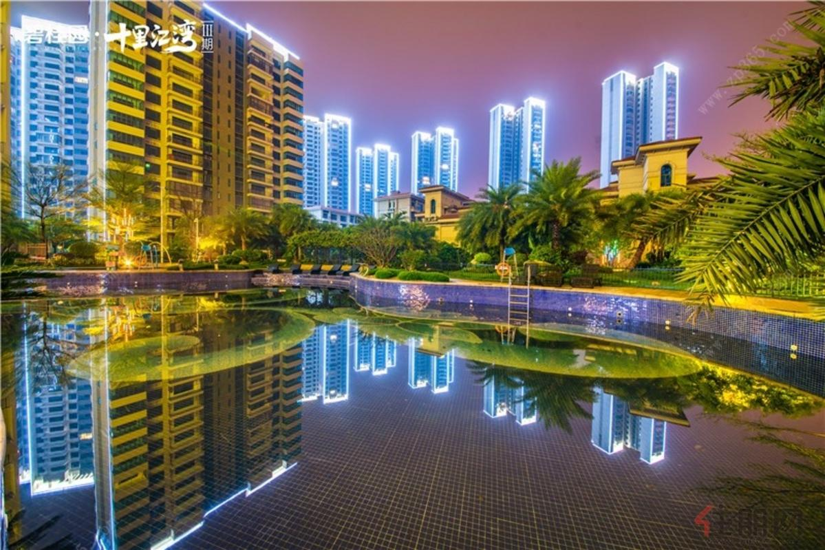 碧桂园·十里江湾实景图