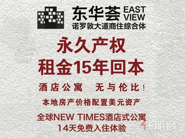 粤泰-东华荟广告欣赏