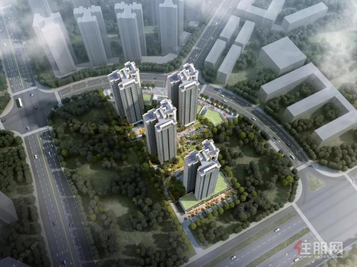 金科·天籁城效果图