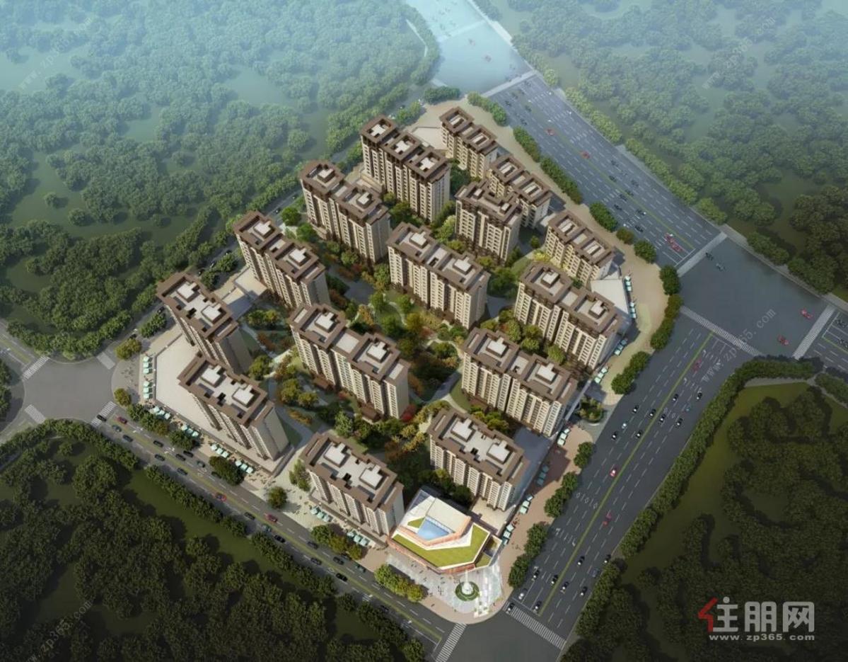 桂林国韵村效果图