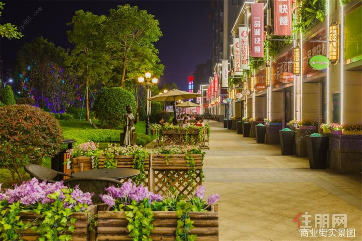 桂林恒大江湾实景图
